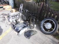 Kawasaki KZ 650 B Ersatzteile