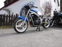 Suzuki GS500E GN51B