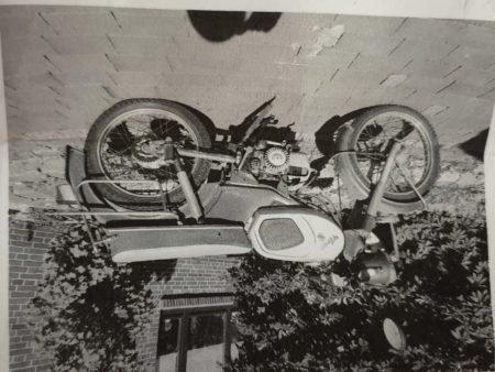 Kreidler Florett 3 Gang  49ccm 2,6Ps Ez.07.05.1970