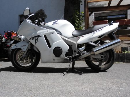 Black Friday Angebot Honda CBR 1100 XX SC35 Tüv