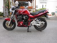 Suzuki Bandit 1200N GV75A