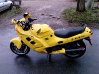 Honda CBR 1000 SC21 Lacksatz Vergaser Sitzbank Gabel