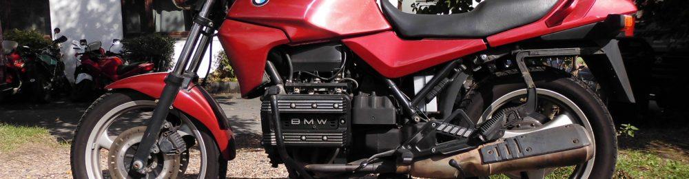 BMW K 75 S Tüv