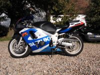 Black Friday Angebot Suzuki GSX-R  600 SRAD