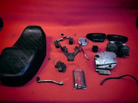 YAMAHA XS400  4G5  XS400SE  Erstatzteile Zubehör
