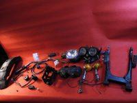 Yamaha RD 200 DX  Ersatzteile Zubehör