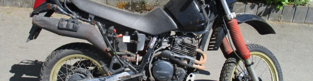 Yamaha XT 600 2NF (2)