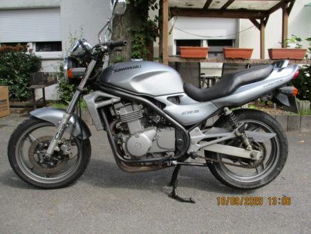 Kawasaki ER5 Grau Ersatzteile Zubehör (