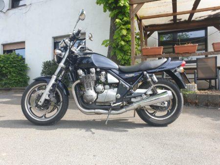 Kawasaki Zephyr 1100 ZRT10A Tüv 9/20