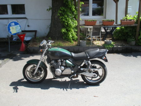 Kawasaki ZR550 Zephyr Ersatzteile Parts Zubehör