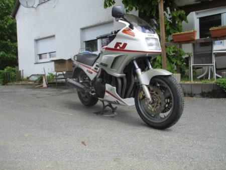 Yamaha FJ 1200 Fahrtüchtig 3CW Ersatzteile Zubehör