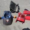 Honda CX 500 PC 01 URGÜLLE Ersatzteile Maske Tacho Seitendeckel