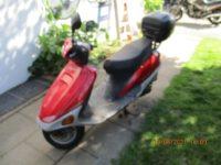 Honda Bali 50 Scooter Roller 2Takt
