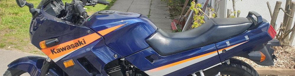 Kawasaki-EX250 GPZ NINJA