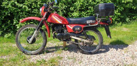 Suzuki TS 80 ER Enduro Kult Oldtimer Fahrbereit wie TS 50 ER KT XK Enduro Mokick